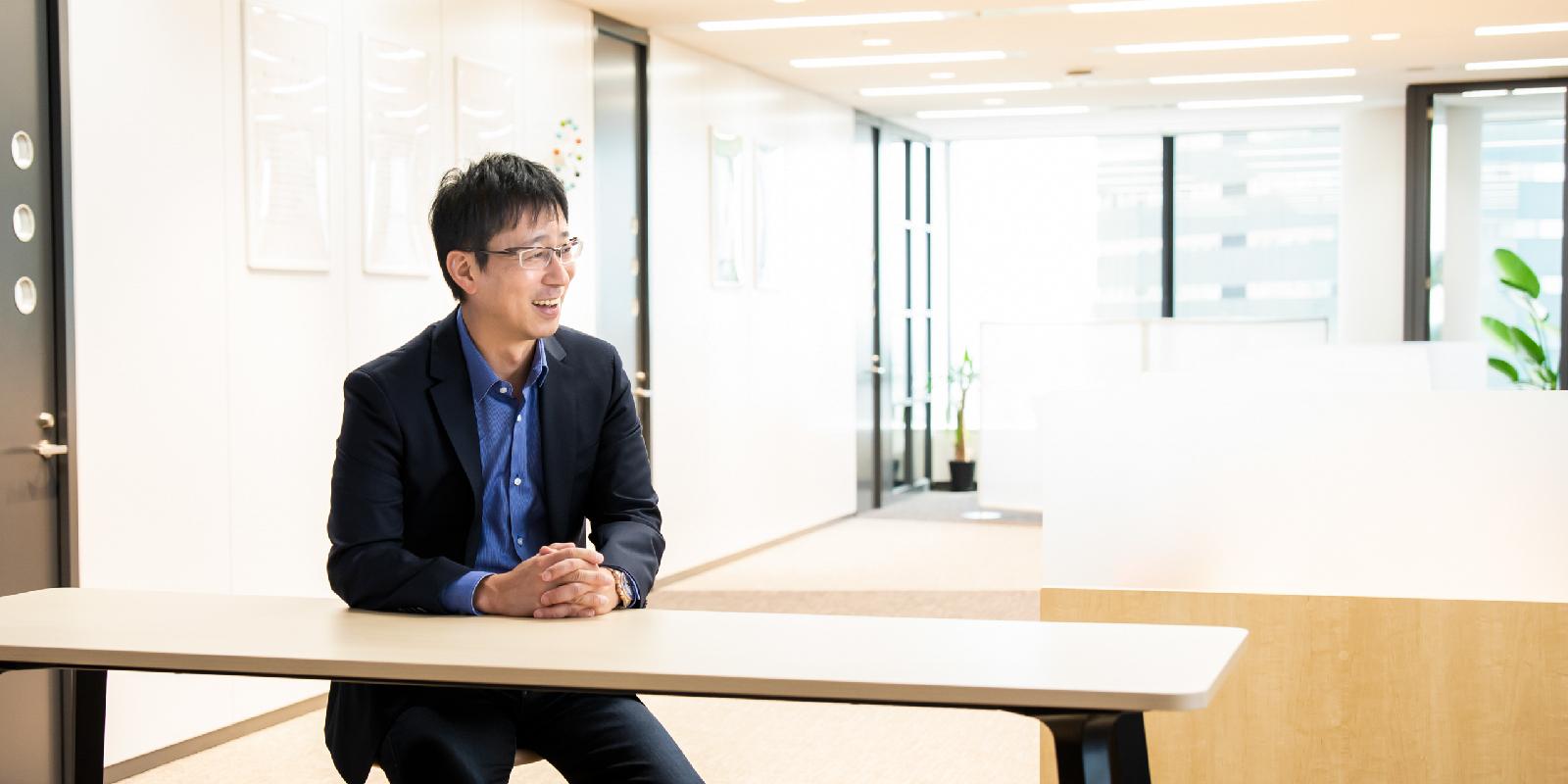 CEO 山田博史